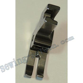 Лапка для отстрочки подпружинная левая CL 1/32N (1007)
