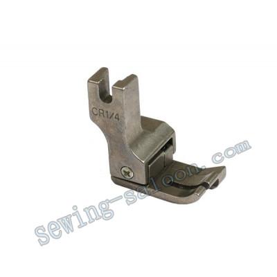Лапка для отстрочки подпружиненная правая CR1/4Е  (1012)