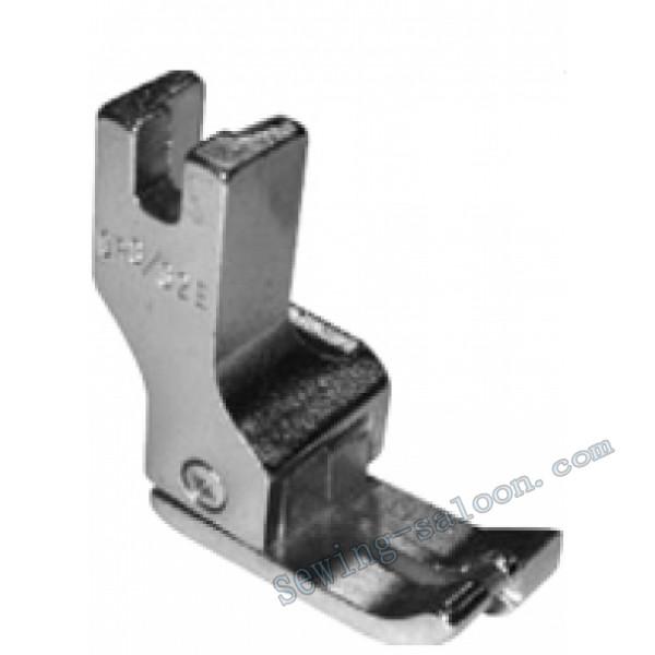 Лапка для отстрочки подпружиненная правая CR1/32Е (1010)