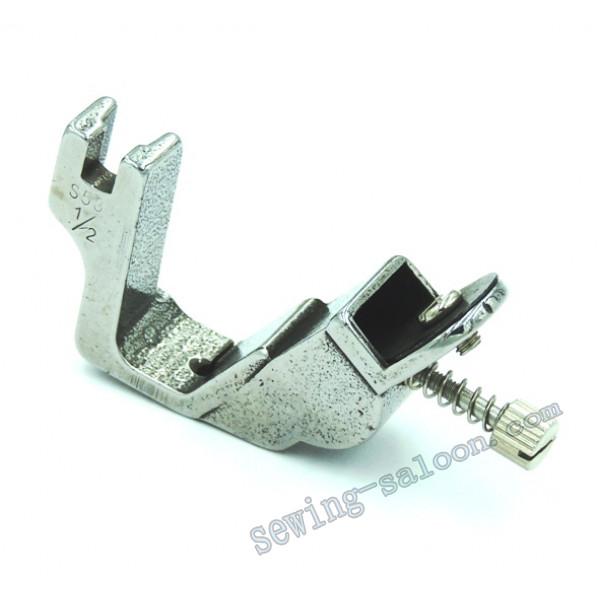 Лапка для настрачивания тесьмы и резинки S537 1/2 (5511)