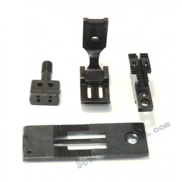 Сменный комплект для 2-х игольных машин LH515/842 5,6 мм