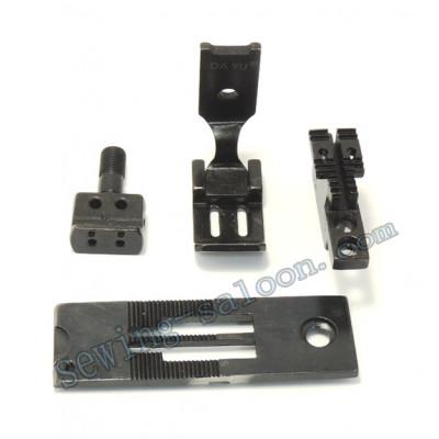Сменный комплект для 2-х игольных машин LH515/842 10,3 мм