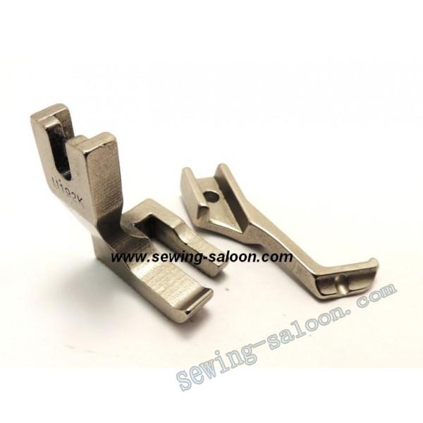 Лапки U192K-U193K для шнура 6,4 мм