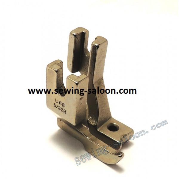 Комплект лапок U67-U68 для шнура 4 мм (Тип B)