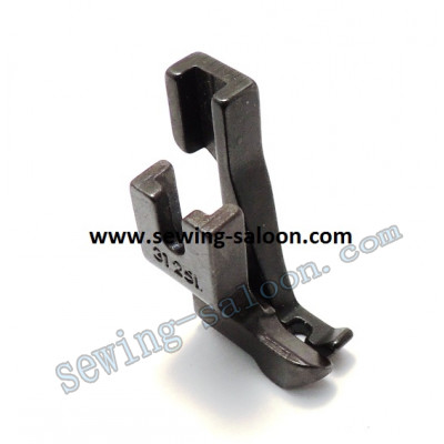 Комплект лапок 31.25L/3111R  для вшивания канта 2,5 мм