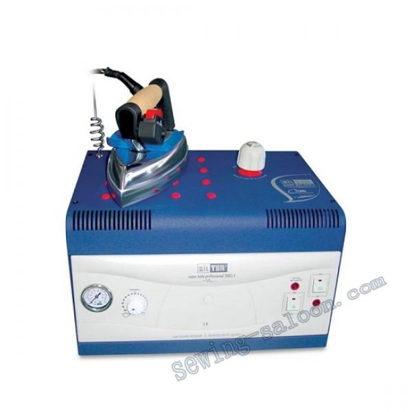 Парогенератор с утюгом  Silter Super mini 2007E