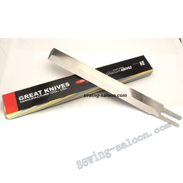 Лезвие вертикального раскройного ножа 6E (6 дюймов)