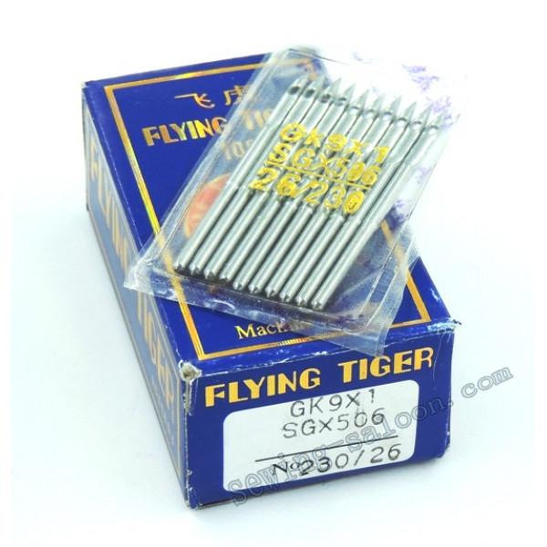 Иглы Tiger для мешкозашивочных машин GK9-350