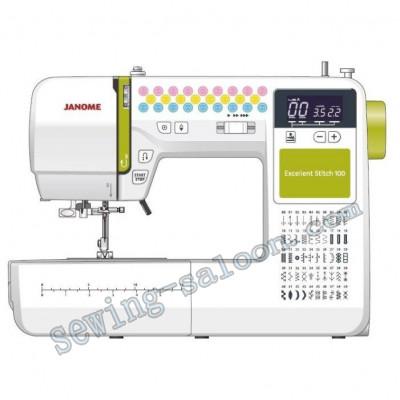 Швейная машина Janome Excellent Stitch 100