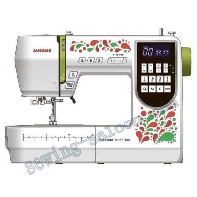 Швейная машина Janome Excellent Stitch 300