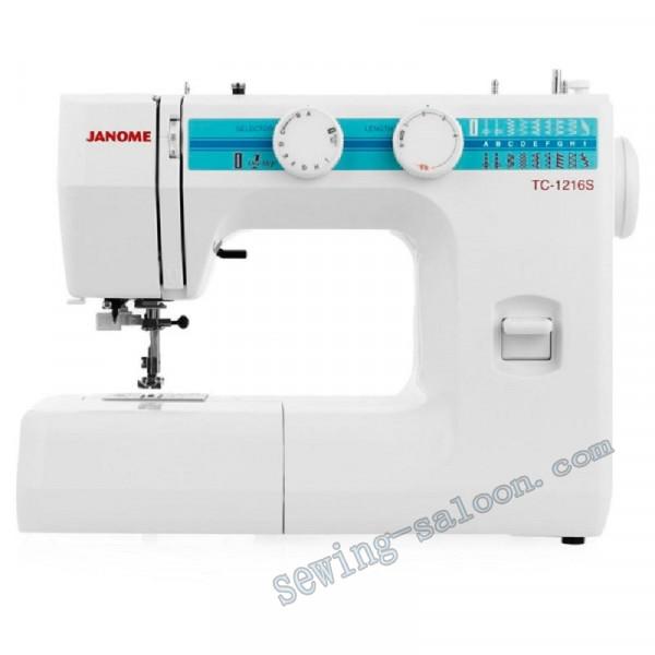 Швейная машина Janome TC 1216 S