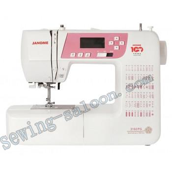 Швейная машина Janome 3160PG
