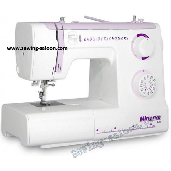 Швейная машина Minerva B32