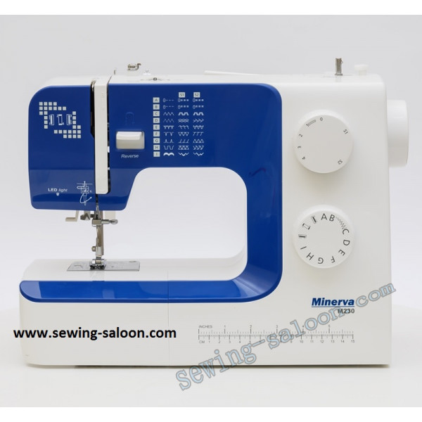 Швейная машина Minerva M230 (II)