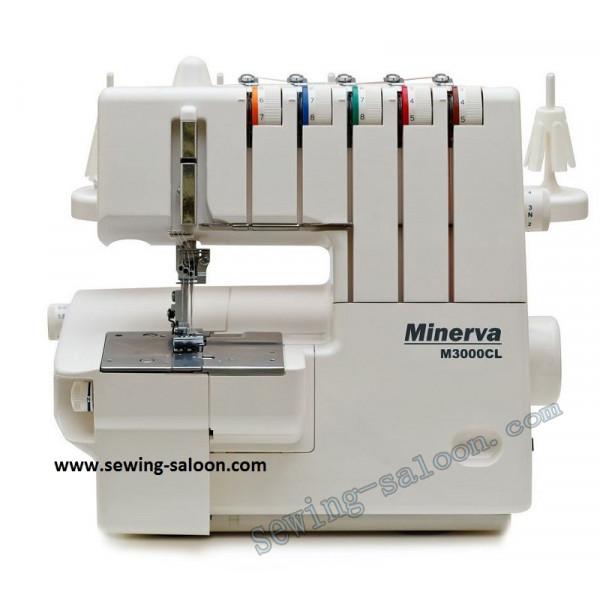 Коверлок Minerva 3000 CL