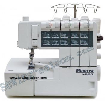 Коверлок Minerva M 4000CL