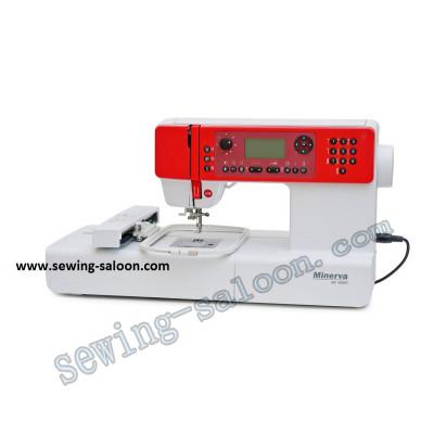 Швейно-вышивальная машина Minerva MC 450ER