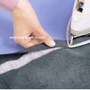 Паутинка клеевая без бумаги 10мм (100м)