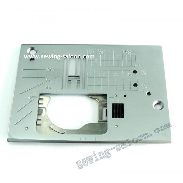 Игольная пластина Janome 608 QDC